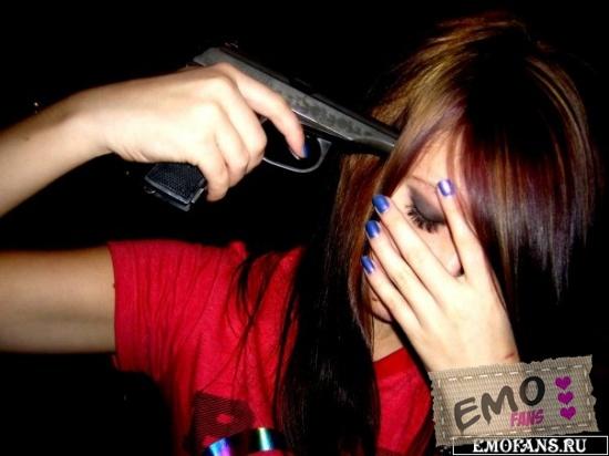 Картинки на аву девушка с ножом